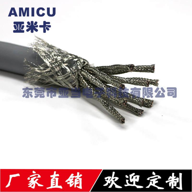 如何选择工业机器人电缆