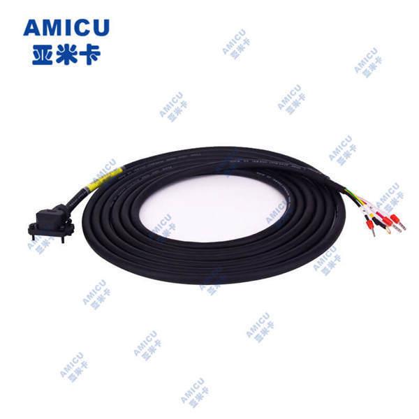 欧姆龙g5伺服电缆 欧姆龙g5伺服线缆 R88A-CAKA003S-powercable