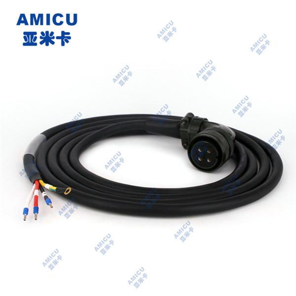 东莞柔性伺服线缆厂家MFMCE0032ECD