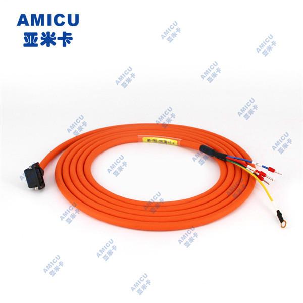 三菱伺服驱动电缆MR-PWS1CBL3M-A1-H